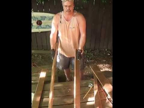 DIY Your Own Tongue and Groove Flooring