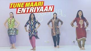 "Ridy - ""Tune Maari Entriyaan"" | GUNDAY 2014 | Dance Video | ft' Ranveer, Arjun, Priyanka | HD 1080p"
