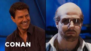 Download Tom Cruise Brings Les Grossman To #ConanCon - CONAN on TBS Video