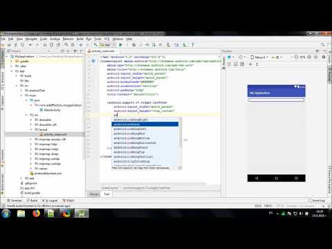 Using CardView in Android Studio