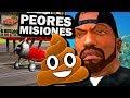Download ¡Las PEORES Misiones del Gta San Andreas! In Mp4 3Gp Full HD Video