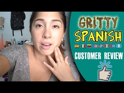 Gritty Spanish Review     Learn Spanish listening to real stories & Improve your comprehension