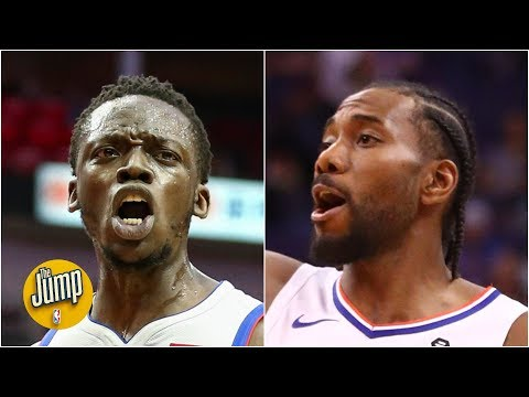 Reggie Jackson to the Clippers isn't good for Jackson or the Clippers - Kendrick Perkins | The Jump