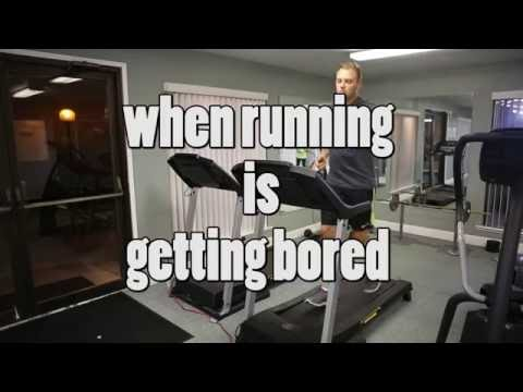 When Running is Getting Boring