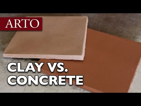 Difference Between Clay & Concrete Tiles