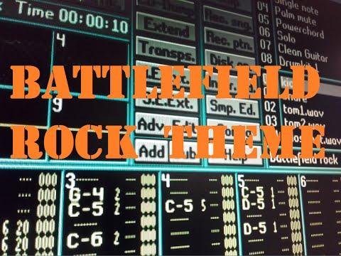 Battlefield Theme Rock Cover - Fast Tracker 2