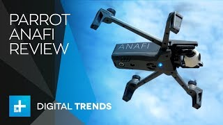 Parrot Anafi Drone - Hands On Review