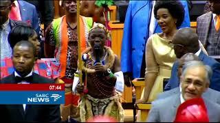 Reaction to Zuma resignation - Prince Mashele