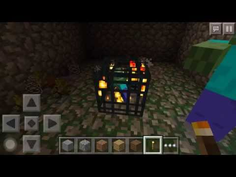 Minecraft Seed 6 Villages with 6 Blacksmiths and abandoned Mineshaft