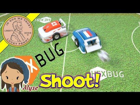 HexBug Robotic Soccer Game Set - Gooooal!