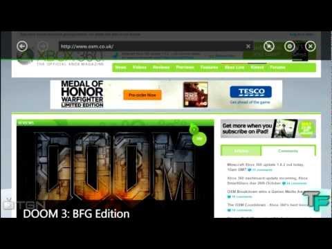 Internet Explorer for Xbox 360 - Review