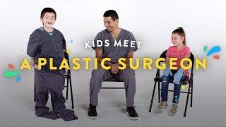 Kids Meet a Plastic Surgeon   Kids Meet   HiHo Kids