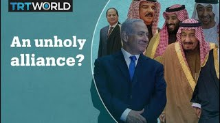 Israel and the Gulf: an unholy alliance?