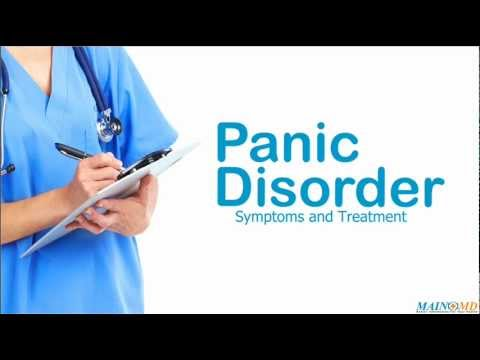 Panic Disorder ¦ Treatment and Symptoms
