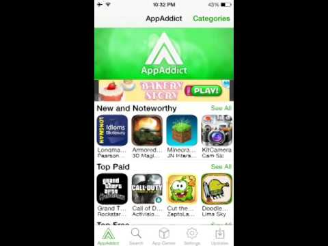 How to get free paid apps (iOS 7) (Cydia) (MUST BE JAILBROK