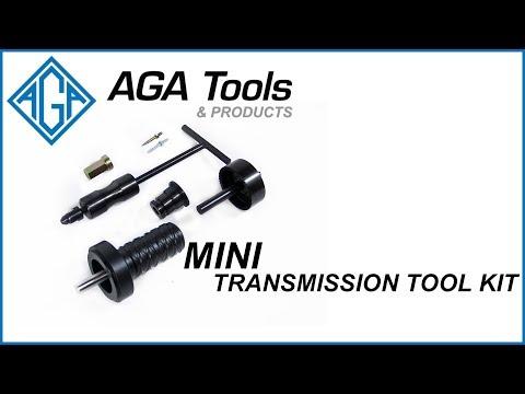 AGA Tools Mini Transmission Seal Kit