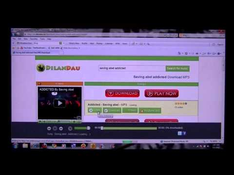 How to download free music online