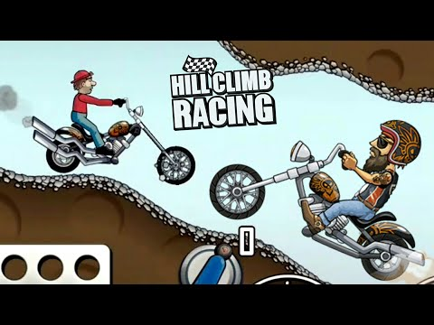 The Legendary Chopper   Hill Climb Racing 1