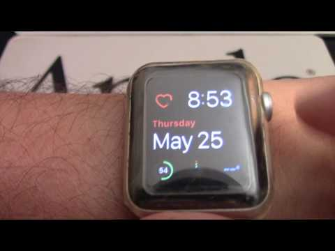 How to Set Apple Watch to Silent Mode On/Off