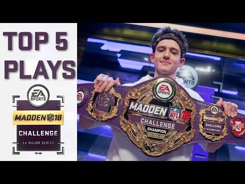 Madden 18 Challenge | Top Plays