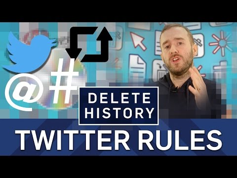How To Use Twitter Right - Delete History - BBC Brit