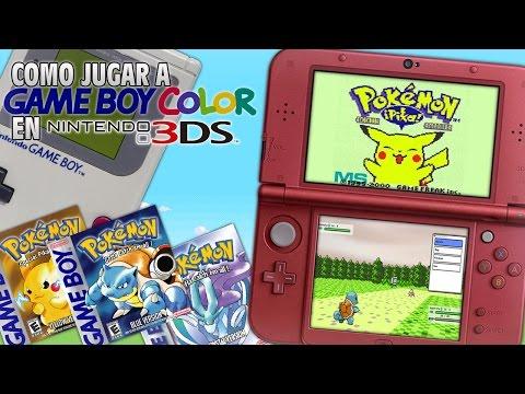 JUGAR GAMEBOY ADVANCE EN 3DS - Tutorial Fácil y Rápido | Español