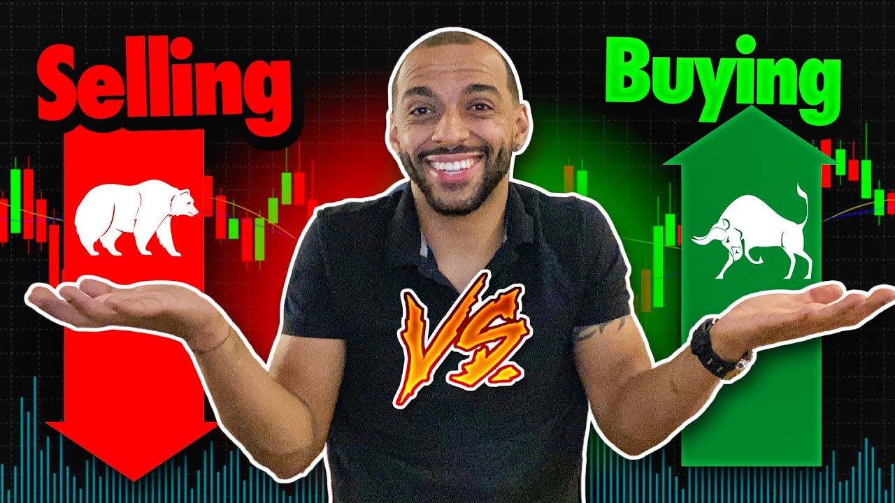 Forex Trading For Beginners. BUYING OR SELLING - Making Money with MT4