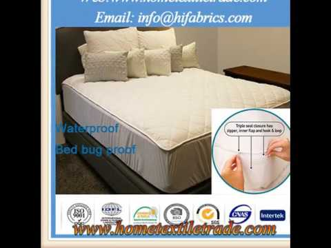 Waterproof Bed Cover, Mattress Cover