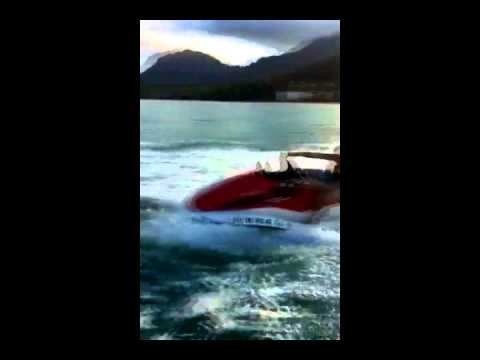 Playing with Honda Aquatrax f12-x