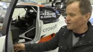 Toyota Gazoo Racing WRC @Puuppola, Finland