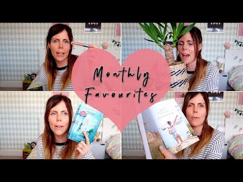 MONTHLY FAVOURITES- BOOKS, INTERIORS & BEAUTY ETC (FEB 18)