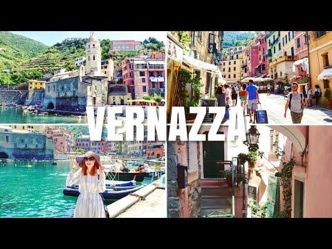 Italian Riviera Travel Diary Pt 1 - Vernazza Cinque Terre