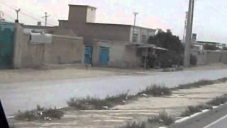 Driving Through Kabul