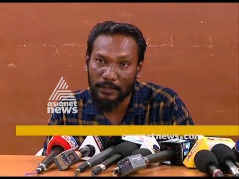Vinayakan's father against Pinarayi Vijayan