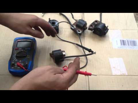 PushMowerRepair.com - Testing a Victa Ignition Coil