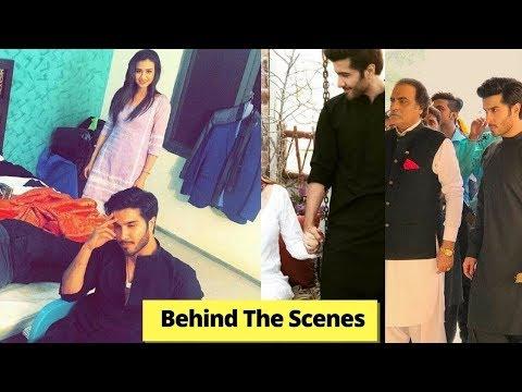 Khaani Drama Behind The Scene (BTS)