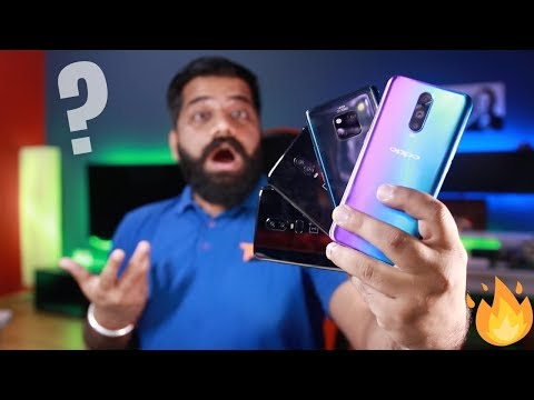 Smartphone Charging Battle🔥🔥🔥Super VOOC Vs Warp Vs SuperCharge Vs Dash??