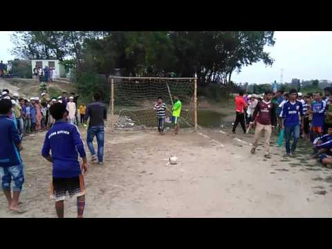 Heart Taking Penalty Shoot out in Football Match. The most exciting one I have ever seen.Narayanganj