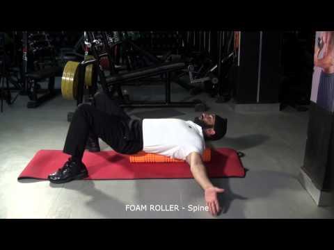 FOAM ROLLER - Spine