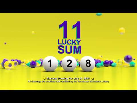 Tennessee Lottery Evening_C3_C4_LS 07/31/2018