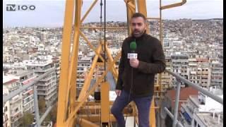 Η TV100 ΣΤΟΥΣ ΓΕΡΑΝΟΥΣ ΤΟΥ ΜΕΤΡΟ(TV100-301118)