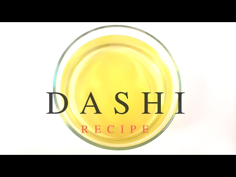 Dashi Recipe | Simple Japanese  Stock