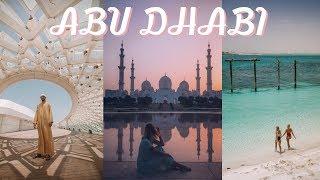 Download Exploring ABU DHABI for a week // travel vlog Video