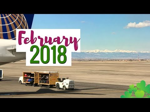 Monthly Memories #2: February 2018 | Video Diary