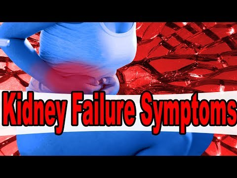 Top 4 Kidney Failure Silent Symptoms