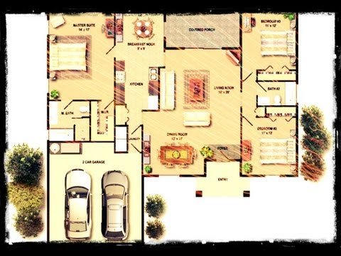 How to Import Floor Plans in Google SketchUp