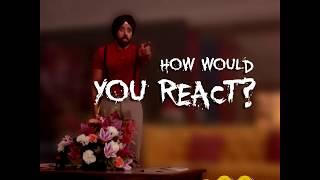 Booo Sabki Phategi | How Would You React? | Mallika Sherawat | Anil Charanjeet | ALTBalaji