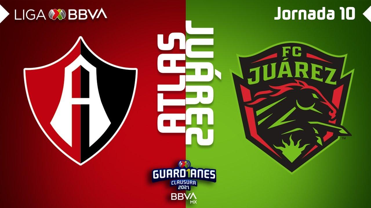 Resumen y Goles | Atlas vs Juárez | Liga BBVA MX - Guard1anes 2021 - Jornada 10