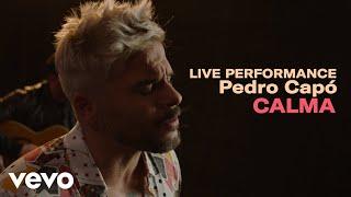 "Pedro Capó - ""Calma"" Live Performance | Vevo"