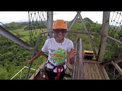 Chocolate Hills Adventure Park   Bohol Tour Part II
